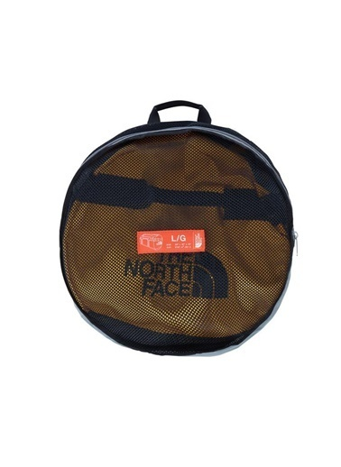 The North Face The Northface Base Camp Duffel L Çanta T93Etqzu3 Sarı